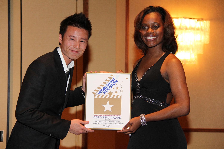 Gold Remi Award